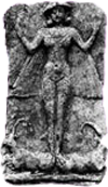 statue of Enheduanna