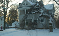 Hartland WI. house on North Ave. 2012. Jack Ritter